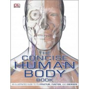 The Concise Human Body Book by DK
