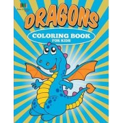 Dragons Coloring Book for Kids by Avon Coloring Books