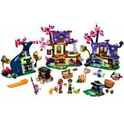 LEGO Salvarea magica din satul spiridusilor (41185)