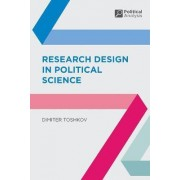 Research Design in Political Science by Dimiter Toshkov