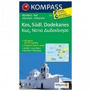 Kompass - Kos - Wanderkarte