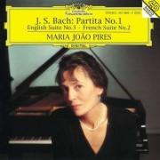 J.S. Bach - Partita/ Suites (0028944789423) (1 CD)
