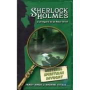 Misterul spiritului invocat - Sherlock Holmes si strengarii de pe Baker Street - Tracy Mack
