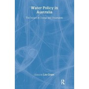 Water Policy in Australia by Lin Crase