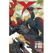 X Volume 2: The Dogs of War by Duane Swierczynski