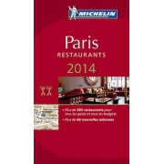 2014 Red Guide Paris (Language: French) by Michelin