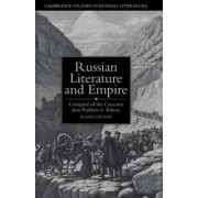 Russian Literature and Empire by Susan Layton