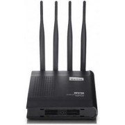 Router Wireless Netis RETW0095, 867 Mbps, Dual Band, Gigabit, 4 Antene externe 5 dBi