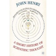 A Short History of Scientific Thought by John Henry
