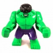 Lego Marvel Super Heroes Purple Pants Hulk Avengers by Lego