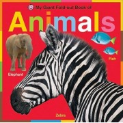 My Giant Fold-Out Book of Animals by Jo Ryan