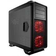 Corsair CC-9011073-WW Case Gaming Full Tower ATX Graphite 760T V2 con Finestra Laterale, Nero