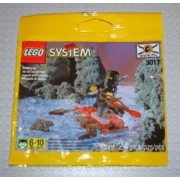 Lego Castle Set #3017 Ninja Water SpiderLego Castle Set #3017 Ninja Water Spider