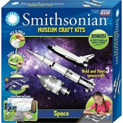 Smithsonian / Space PerfectCast Museum Craft Kit
