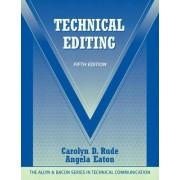 Technical Editing by Carolyn D. Rude