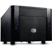 Cooler Master Elite 130 kubus Zwart computerbehuizing
