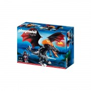 Playmobil Giant Battle Dragon With Led Fire