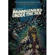 Can You Survive: Jules Verne's 20,000 Leagues Under the Sea by Deb Mercier