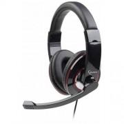 Casti Gembird MHS-U-001 black