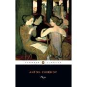 Plays: Ivanov, The Seagull, Uncle Vanya, Three Sisters, The Cherry Orchard by Anton Pavlovich Chekhov