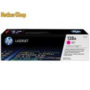 HP CE323A (128A) Magenta eredeti toner (1 év garancia)
