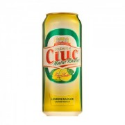 Bere Blonda Ciuc Natural Lemon Radler 500ml