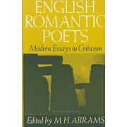 English Romantic Poets by Meyer Howard Abrams