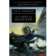 The Lays of Beleriand by Christopher Tolkien