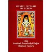 Viata Acatistul Paraclisul Si Slujba Sfantului Nectarie - Sfantul Nectarie Din Eghina