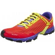 Salewa Lite Train Trailrunning Shoes Women hot coral/citro 40 Running