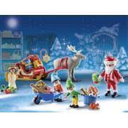 Calendar Craciun - Depozitul lui Mos Craciun, PLAYMOBIL Christmas