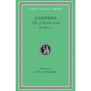 Works: The Jewish War, Bks.III-IV v. 3 by Flavius Josephus