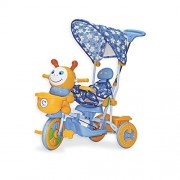 Colibrì - Triciclo Bruco Willy Deluxe, Blu