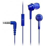 Casti Stereo Panasonic RP-TCM105E-A (Albastru)