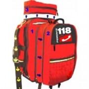 borsa emergenza zaino 118 piemonte