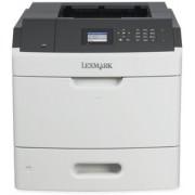 Imprimanta Lexmark MS812dn, laser alb/negru, A4, 66 ppm, Duplex, Retea