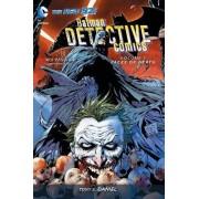 Batman Detective Comics: Faces of Death Volume 1 by Tony S. Daniel