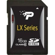 Card de Memorie Patriot LX SDHC 16GB Clasa 10