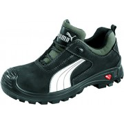 Puma Cascades - Calzado de protección (talla 42) color negro