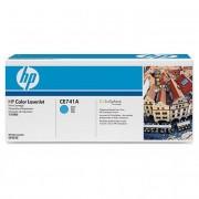 HP CE741A [C] toner (eredeti, új)