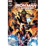 All-New Iron Man & The Avengers N° 9