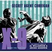 X-9: Secret Agent Corrigan v. 2 by Al Williamson
