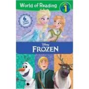 World of Reading: Disney Frozen Set by Disney Book Group