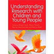 Understanding Research with Children and Young People by Alison Clark