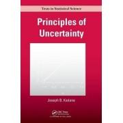 Principles of Uncertainty by Joseph B. Kadane