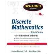 Schaum's Outline of Discrete Mathematics by Seymour Lipschutz
