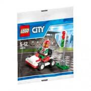 Lego, City, Go-Kart Racer Mini Set (30314) Bagged