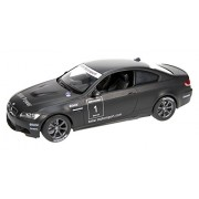 Toyshine Rastar 1:14 BMW M3 Remote Control Car, Black