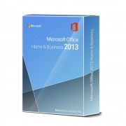 Microsoft Office 2013 HOME & BUSINESS 1PC