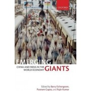 Emerging Giants by Barry Eichengreen